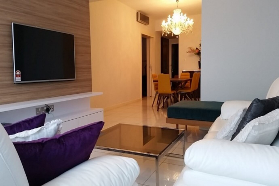 Tiffani Kiara, Mont' Kiara,Kuala Lumpur, 2 Bedrooms Bedrooms, ,2 BathroomsBathrooms,Condominium / Serviced Residence,To Let,Tiffani Kiara,Changkat Duta Kiara,1887