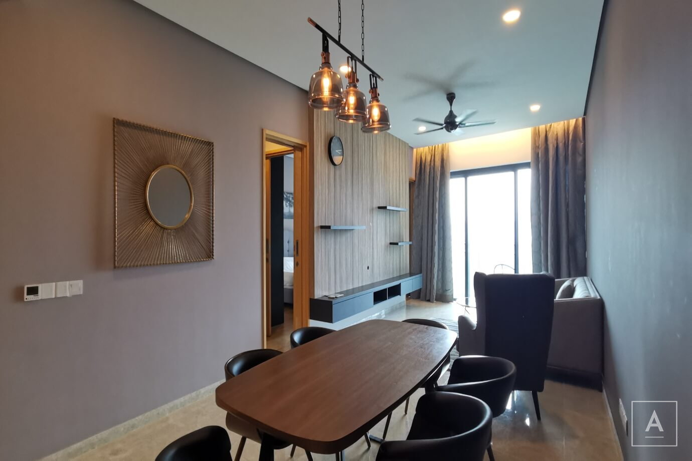 DC Residensi, Damansara Heights, 1 Bedroom Bedrooms, ,2 BathroomsBathrooms,Condominium / Serviced Residence,To Let,DC Residensi,DC Residensi, Jalan Damanlela,1923