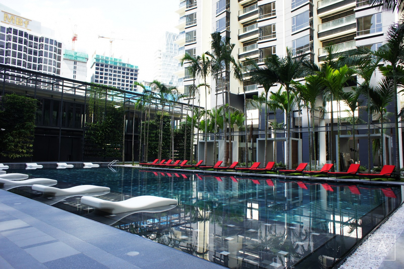 St Mary Residences, KLCC,Kuala Lumpur, 3 Bedrooms Bedrooms, ,2 BathroomsBathrooms,Condominium / Serviced Residence,To Let,1125