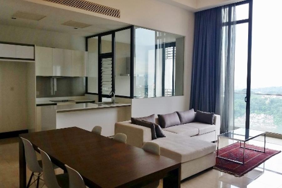 Kuala Lumpur, 4 Bedrooms Bedrooms, ,5 BathroomsBathrooms,Condominium / Serviced Residence,To Let,Jalan Kapas,1185