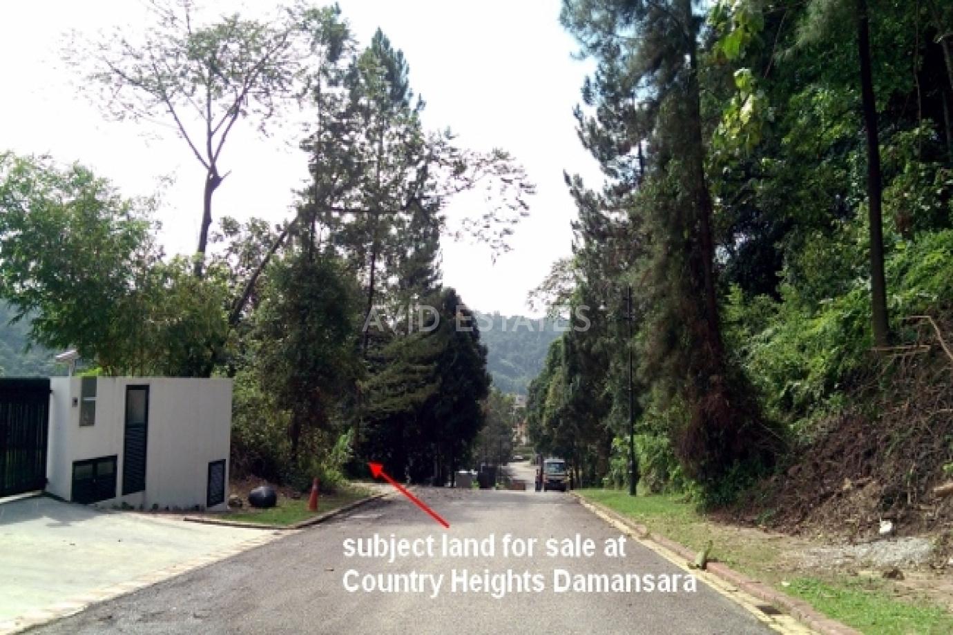 Country Heights Damansara, Kuala Lumpur,Kuala Lumpur, ,Vacant Land,For Sale,Country Height Damansara,Country Height Damansara,1280