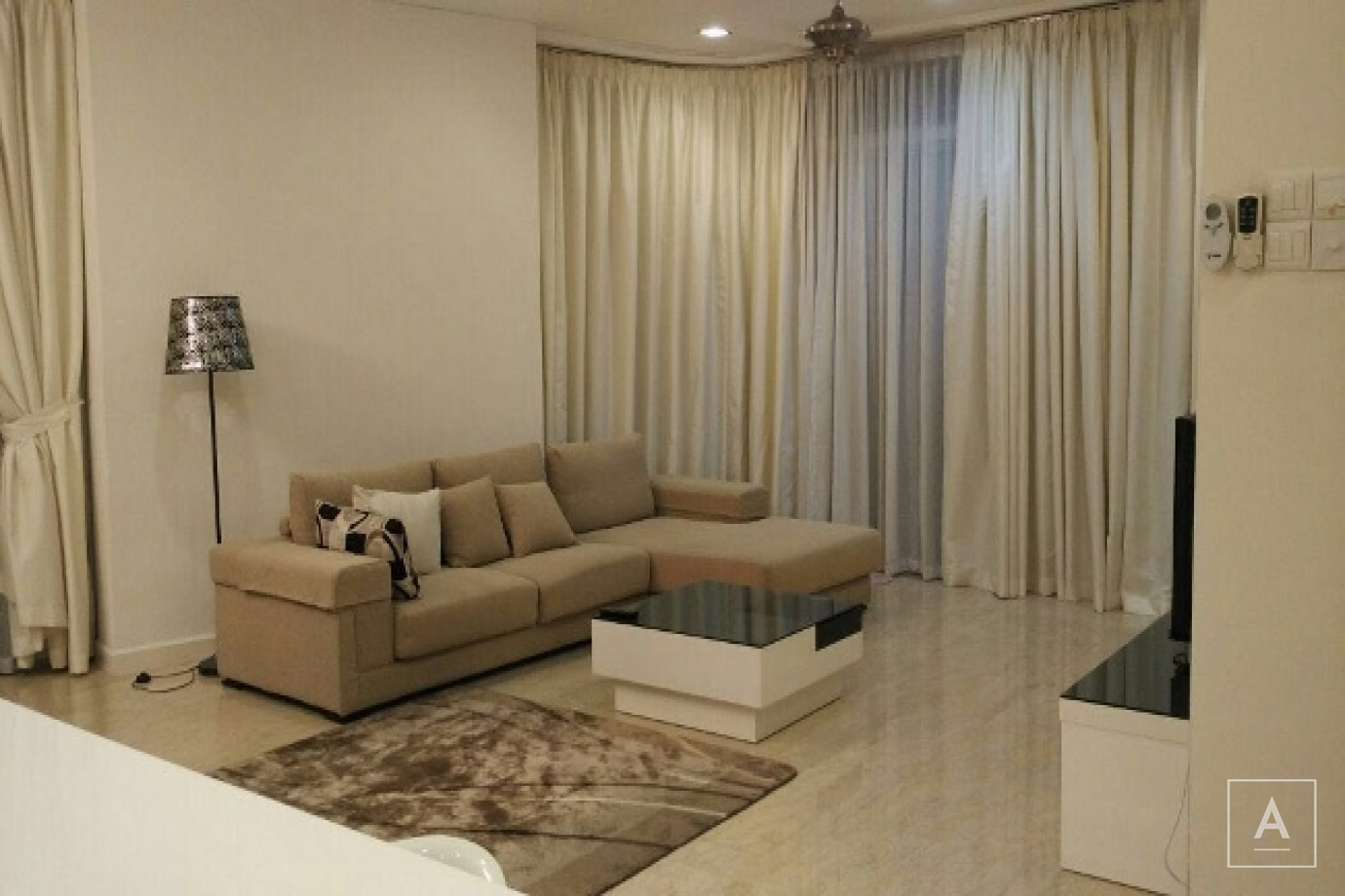 Idaman Residence, KLCC,Kuala Lumpur, 3 Bedrooms Bedrooms, ,3 BathroomsBathrooms,Condominium / Serviced Residence,To Let,Idaman Residence,Jalan Law Yew Swee,1314