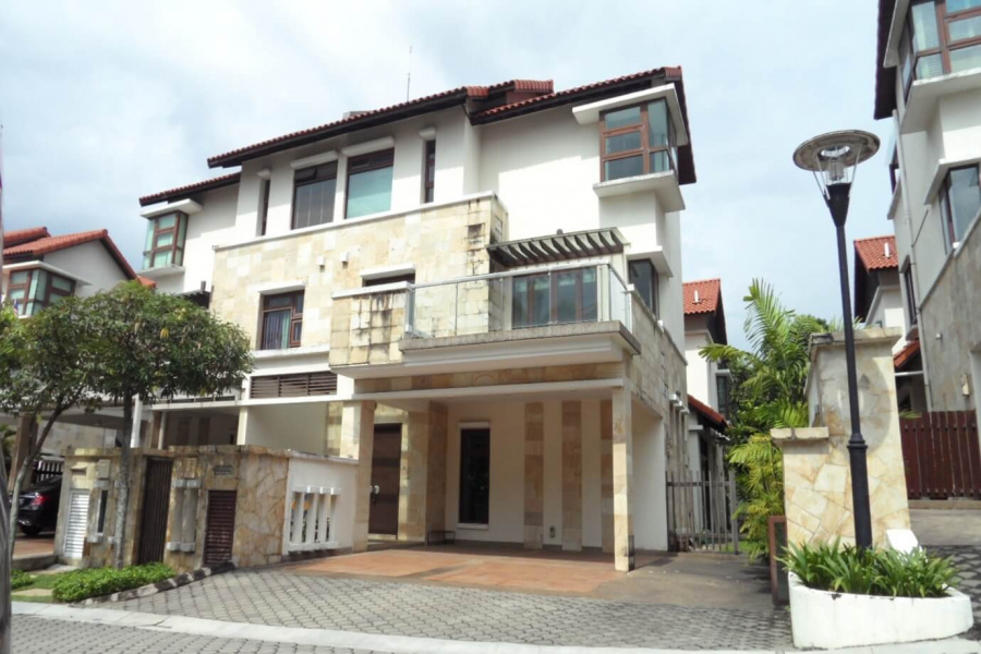Tijani 2 South, Bukit Tunku,Kuala Lumpur, 4 Bedrooms Bedrooms, ,6 BathroomsBathrooms,Semi-Detached,To Let,Jalan Tijani 3,1515