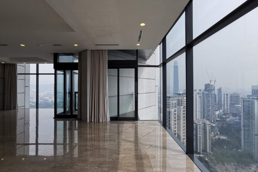 The Troika, KLCC,Kuala Lumpur, 4 Bedrooms Bedrooms, ,6 BathroomsBathrooms,Condominium / Serviced Residence,For Sale,The Troika,1832